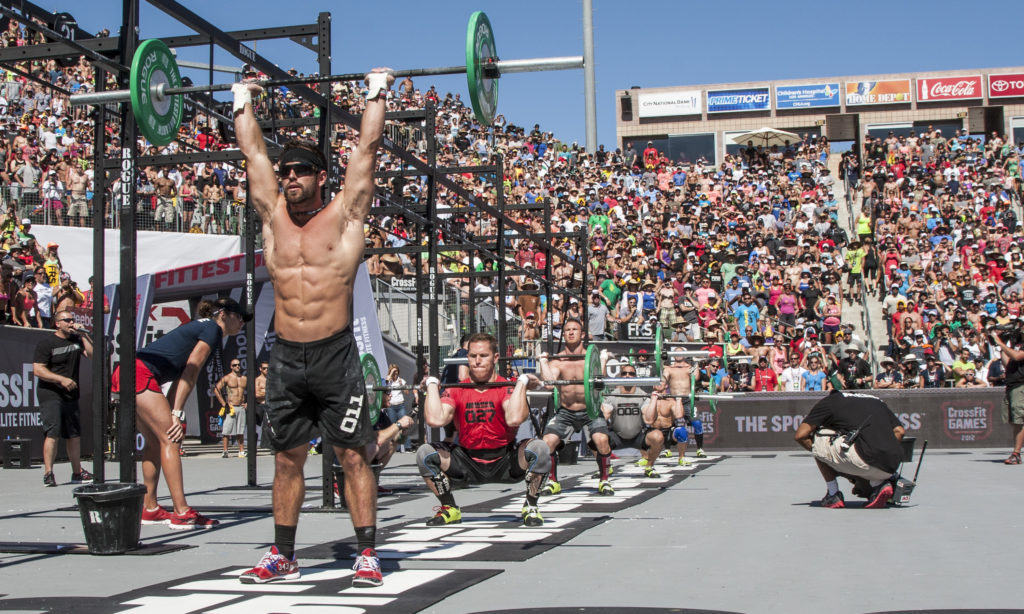 Crossfit games rich Froning